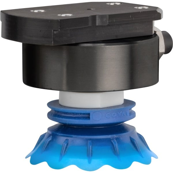 Tool Plate with Threaded Suction Cup Mount